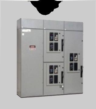 EATON – MV Motor Control Center (AMPGARD)