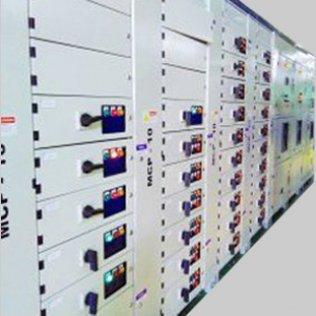 LV Motor Control Center                      (MCP-10)