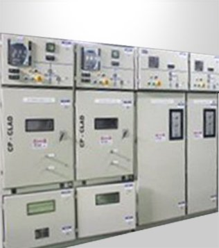 MV DISTRIBUTION SWITCHGEAR  WITH AIR LBS &  AIR INSULATED (CP-F1)