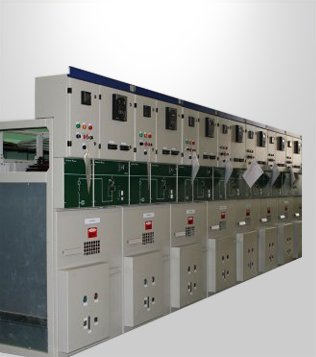 MV Metalenclosed Switchgear With SF6 LBS (CP-F2)
