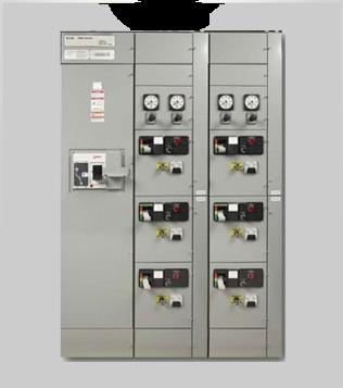 EATON – LV MOTOR CONTROL CENTRE (F2100)