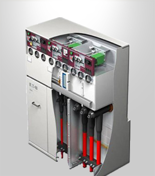 EATON – MV Metalenclose Switchgear  (XIRIA)